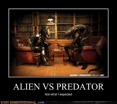 alien chair chess Predator Terrifying wtf - 4886313728