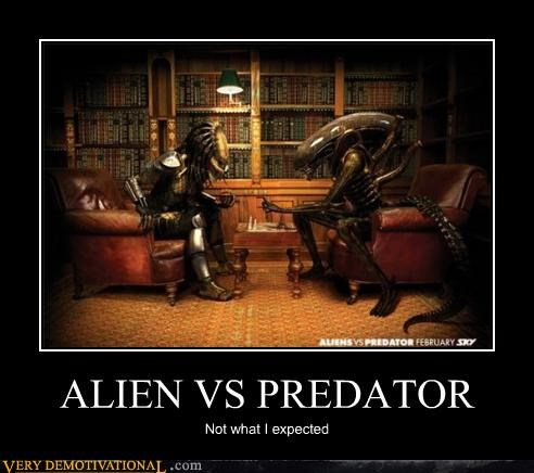 alien chair chess Predator Terrifying wtf - 4886313728