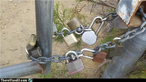 dual use locked up overkill security - 4886471168