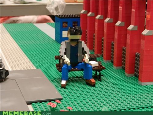 lego meme from before Memes oldtimes sad keanu toys - 4886603776