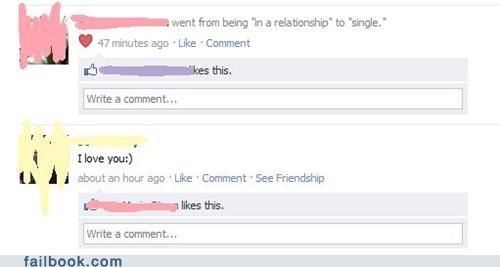 single relationship status relationships dating breakups - 4887063040