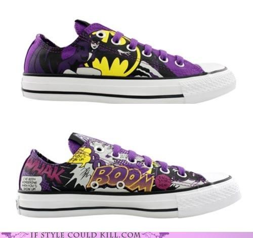 catwoman converse crazy shoes DC - 4887156992