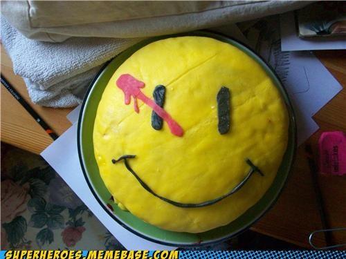 Blood cake creepy food Random Heroics watchmen - 4887254528
