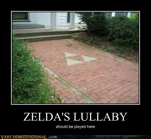 Hall of Fame hilarious legend of zelda link tri-force video games - 4887449600