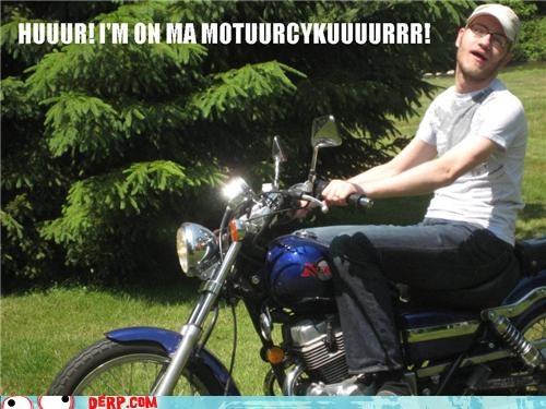 crash derp motorcycle vehicle - 4887851520