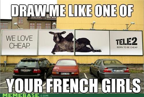 animemes,draw,france,Memes,sheep,titanic,TV