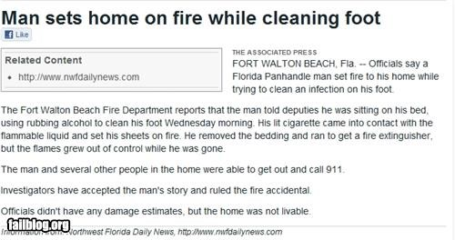 failboat fire g rated oh florida Probably bad News stupidity