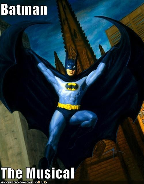 art batman musical Super-Lols - 4888681728