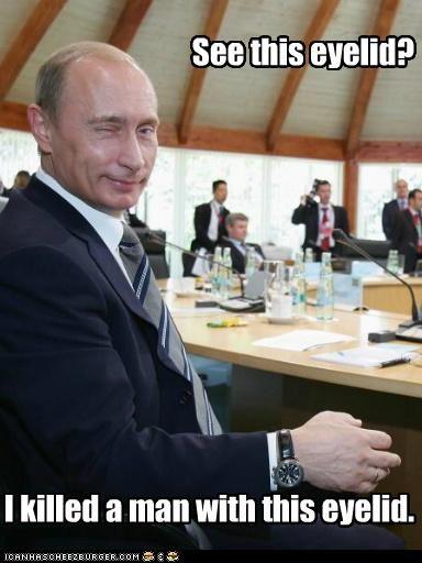 political pictures Vladimir Putin vladurday - 4888977152