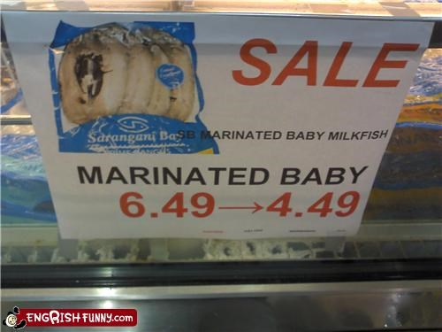 cannibalism children food marinated baby - 4889069568