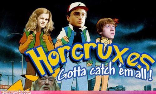 funny Harry Potter Pokémon sci fi shoop - 4889074688