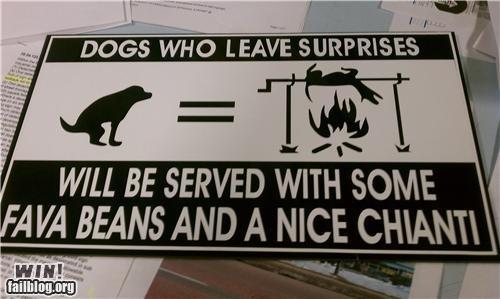 pets signs warning signs - 4889169152