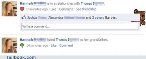 grandfather,pedobear,relationship status