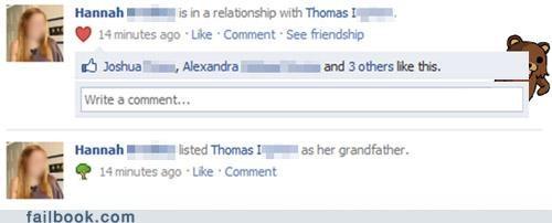 grandfather pedobear relationship status