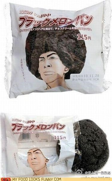 afro,black,cookies,hair,package