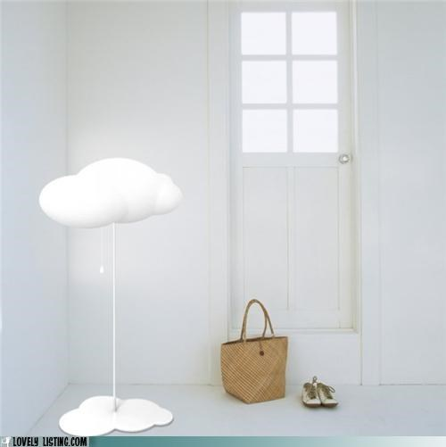 cloud lamp rain weather - 4889335808