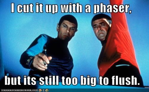 actor celeb funny james doohan Leonard Nimoy sci fi Star Trek TV - 4889806080