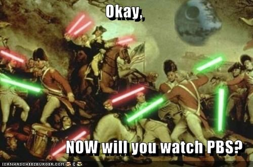 color fake funny history painting shoop star wars - 4889829632