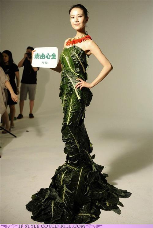 China cool accessories dress leaves peta plants - 4889840896