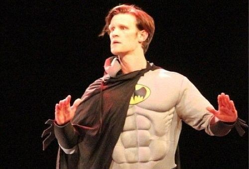 batman,doctor who,Matt Smith,TDW Geek