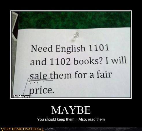 bad,books,english,grammar,idiots