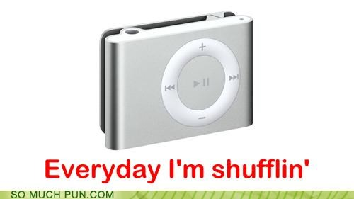 iPod Shufflin'