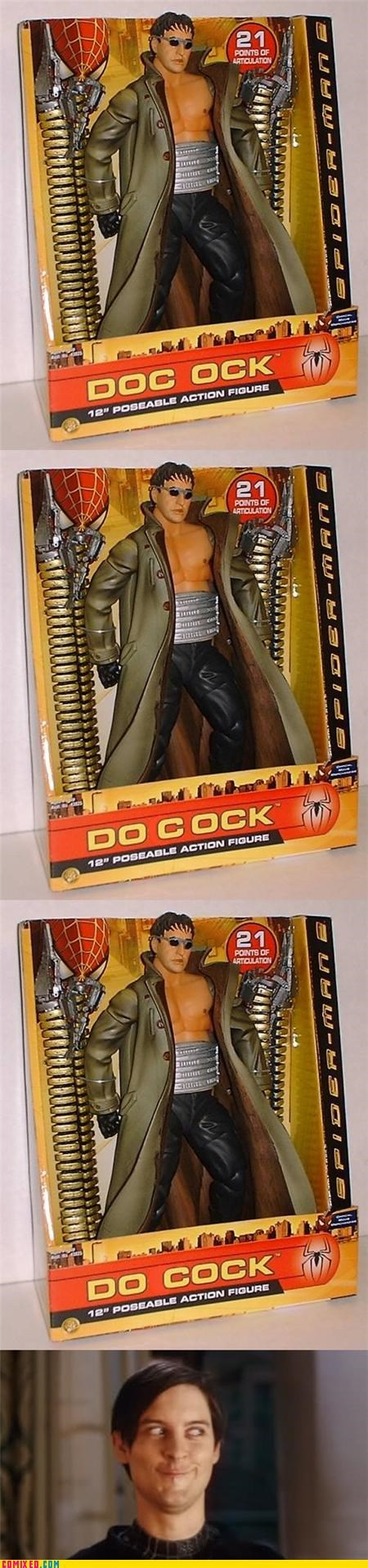 action figure,doc ock,Spider-Man,TV