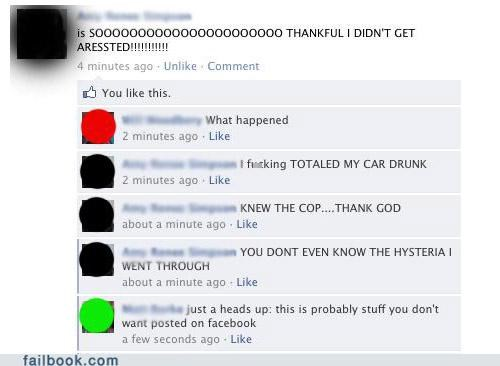 busted drunk driving evidence law screencap TMI - 4892162816