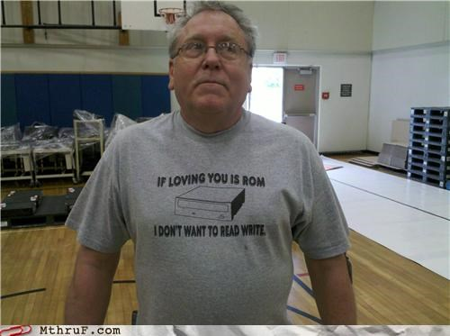 computer pun shirt Tech - 4892326400