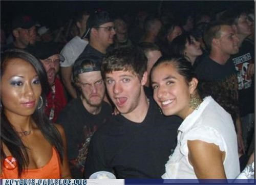 face Party photobomb - 4892406784