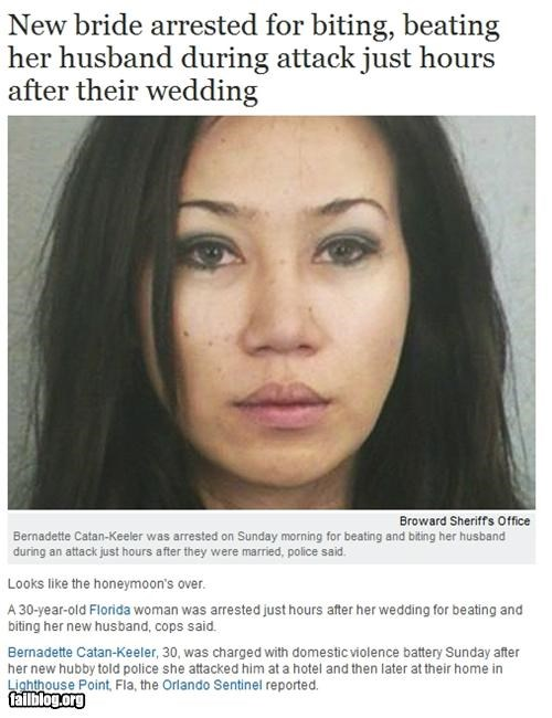 failboat g rated honeymoon marriage oh florida Probably bad News - 4892415232