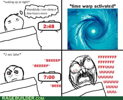 alarm mornings suck Rage Comics sleep - 4892426496