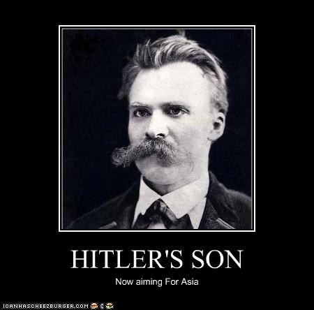 HITLER'S SON Now aiming For Asia