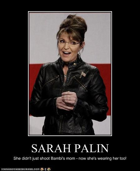 bambi political pictures Sarah Palin - 4892558080