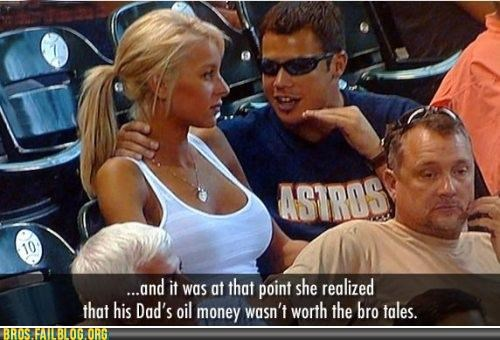 blonde,bro tales,money,Photo