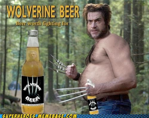 beer fat Magneto The Movies wolverine - 4892883200