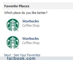 Starbucks likes coffee survey