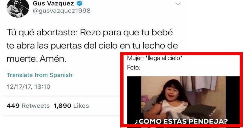 Guz Vazquez rezo