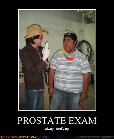 exam prostate Terrifying uh oh - 4894071296
