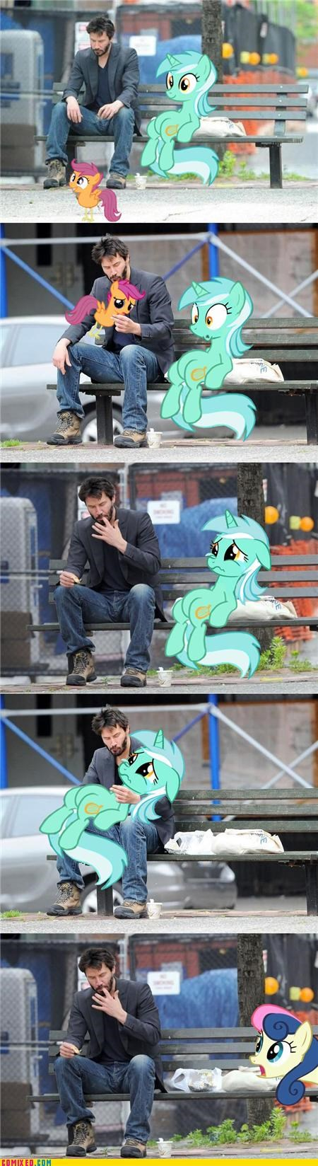 eat food forever alone hungry kanye west my littlepony the internets - 4894105856
