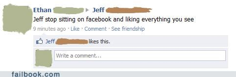 liking everything,likes,funny,failbook,g rated