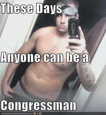 congressman douchebag Photo - 4895056384