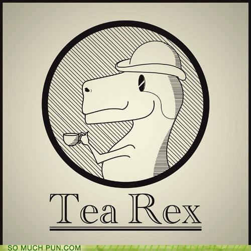 dinosaur Hall of Fame literalism tea t rex tyrannosaurus rex - 4895109888