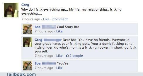 cool story bro ginger grammar - 4895415808