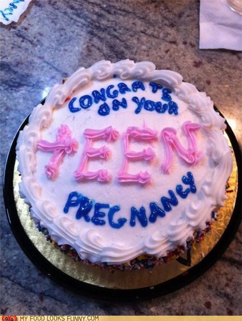 cake frosting pregnancy teen pregnancy - 4895531264