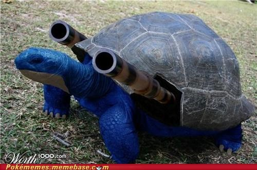 blastoise disappointed hydropump IRL - 4895820800