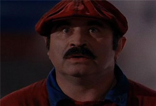 bob hoskins movies Super Mario bros video games - 4895831808