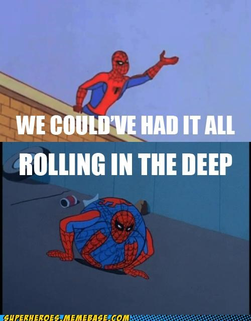 brokeback mountain pavement rolling Spider-Man Super-Lols - 4896211456