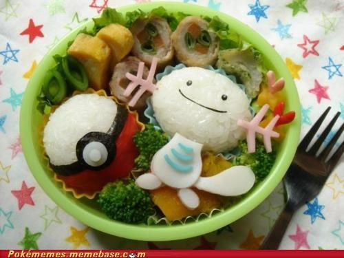 bento food IRL meal sushi wooper - 4896375808