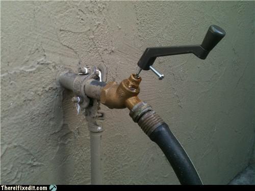 dual use handle hose